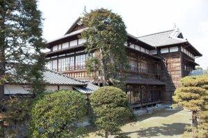 Rinkokaku Pavilion