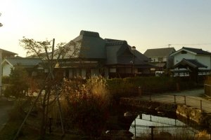 The former Nakamura Residence is the oldest surviving home in Koshigaya City