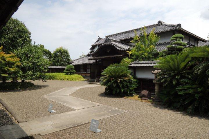 Hosokawa Gyoubutei Mansion