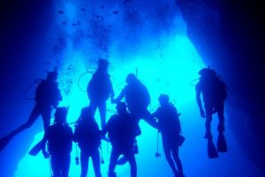Diving into the beautiful ocean of Omijima