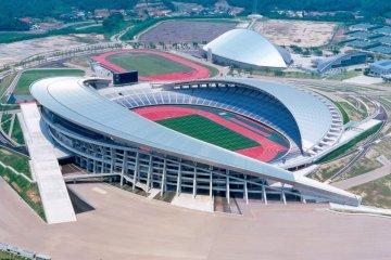The 2020 Olympic Games: Miyagi Stadium