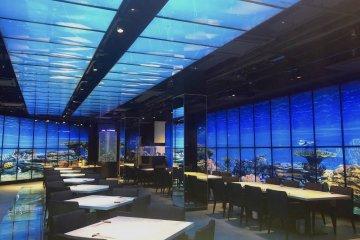 Nazuki Seafood Restaurant, Tsukiji