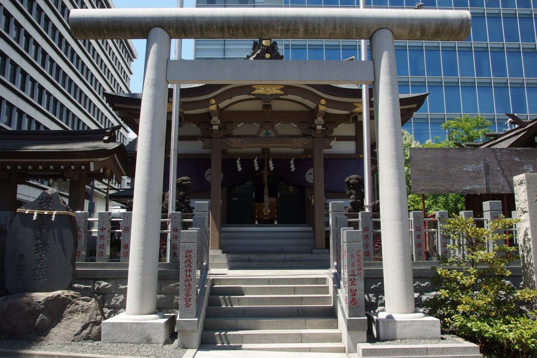 Mihokashima Shrine