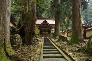 Eihei-ji Temple, Fukui