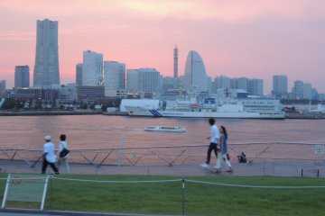 อาคารโดยสารนานาชาติโยโกฮาม่า