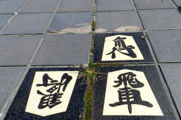 Shogi ở thành phố Tendo