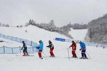 GALA Yuzawa Snow Resort