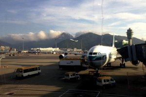 Cathay Pacific Flies at least 4 times a day to Tokyo and Osaka