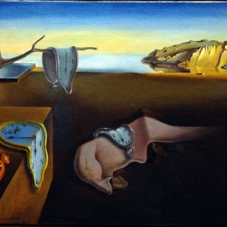 Salvador Dali and Japanese Avant-Garde