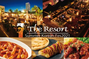 The Resort Summer Korean Fes 2021