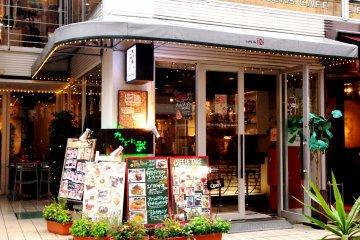 Cafe de Take, Harajuku