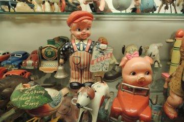 Tin Toys Museum, Yamate Yokohama