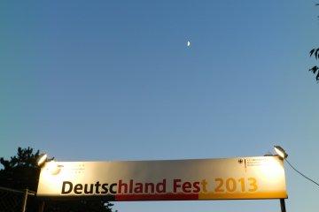Deutschland Fest 2013