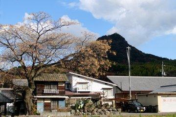 Eryo-san Mountain