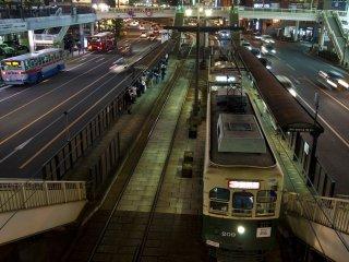 Nagasaki-Ekimae station