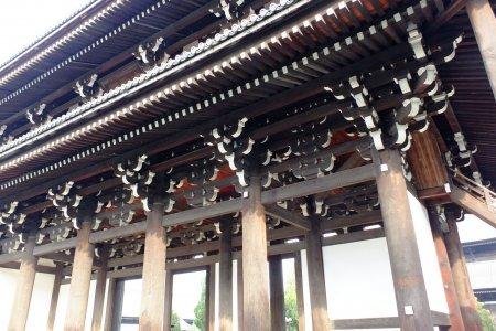 Chùa Tofuku-ji ở Kyoto