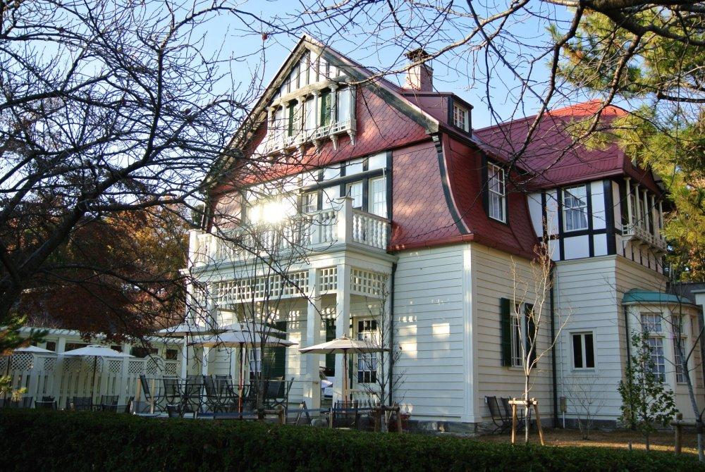 Built by Georg de Lalande (Meiji Era)