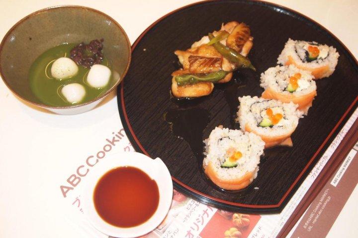 Cookery classes in Tokyo's Midtown