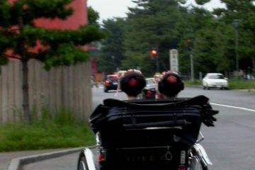 Ebisuya Rickshaws Higashiyama Kyoto