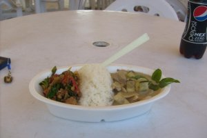 Cheap and tasty Thai food from Little Thailand