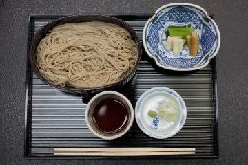 Dining at KAI Matsumoto
