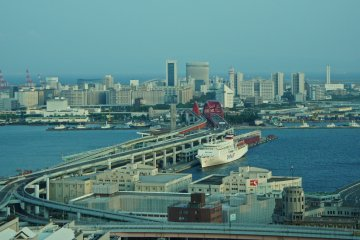 Kobe Shore Excursion from Osaka Port for Cruise Ship P
