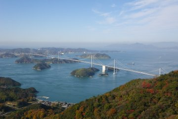 Shimanami Kaido Bike Tour (Self-guided)