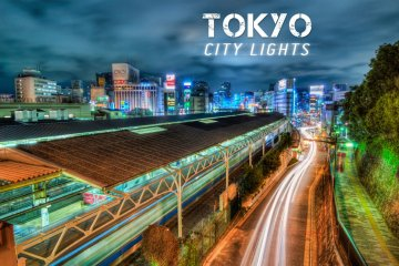 Evening Photography Workshop: Tokyo City Lights, April 11