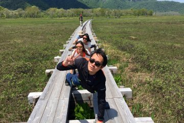Oze National Park Hiking Tour June 8-9