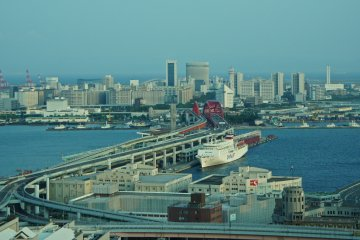 Kobe Shore Excursion from Osaka Port