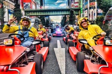 Street Kart - Ride a Go-kart in Tokyo and Osaka