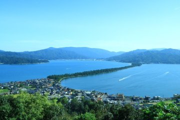 Visit Amanohashidate and Ine on Sea of Japan Coast