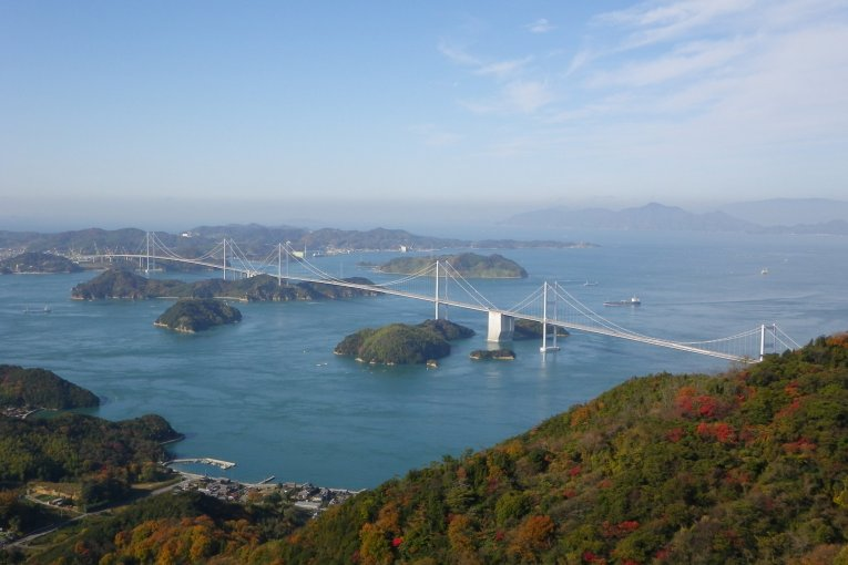 Shimanami Kaido Bike Tour (Self-guided)