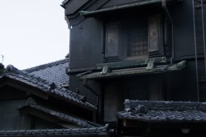 A view of old Japan