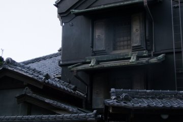 <p>A view of old Japan</p>