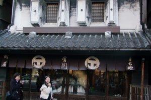 Walking through Kawagoe's Old Town