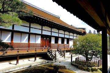 Shinden Hall (ceremony room)
