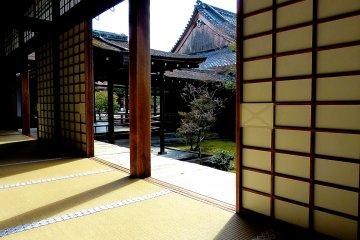 Kuro-shoin (living space)
