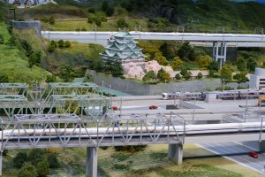 Displays, trains, and even train sets!