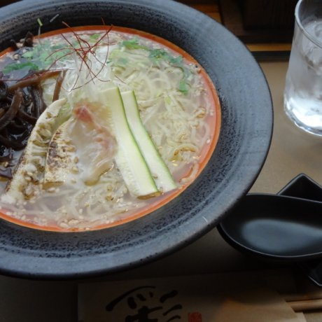 "Nhà hàng Tai Ramen ""Sai"" ở Hakone-Yumoto"