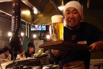 Robatayaki อาหารหน้าเตาสไตล์ญี่ปุ่น