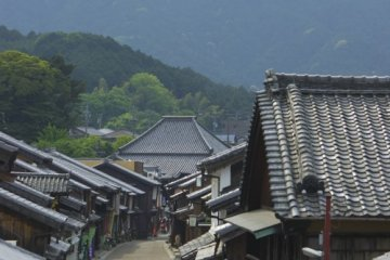 Seki-Juku and Jizo-in Temple