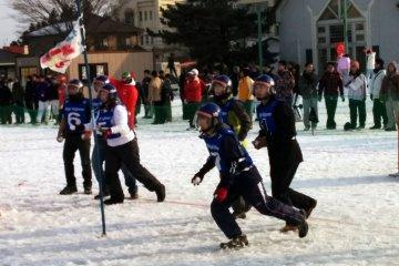 Miyagi's Annual Snowball Tournament