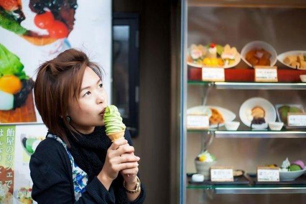 ร้าน นากามูระ หนึ่งเดียวที่ฉันวางใจเรื่องไอศกรีมชาเขียว