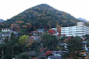 Autumn Colors at Gozaisho Ropeway