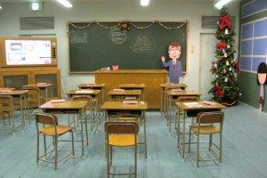 ห้องเรียนของมารูโกะจัง