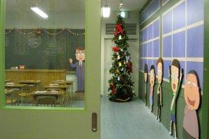 ห้อง ป.3 ของมารูโกะจัง
