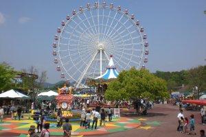 Inuyama Monkey park's Fun Park