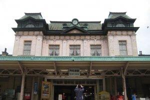 สถานีรถไฟโมจิโค