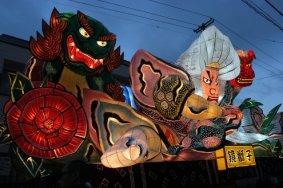 เทศกาลเนบุตะ เมืองโอมินาโตะ